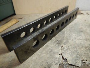 Long Thin Parallels Machinist Tooling Jig Fixture