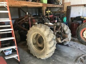 International Farmall 340 Utility Tractor