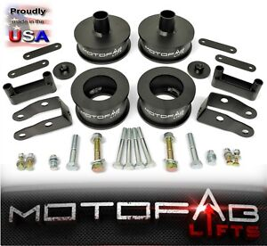 2 5 Front 2 Rear Full Lift Kit With Shock Extenders 07 18 Jeep Wrangler Jk