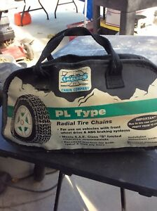 Tire Snow Chains Laclede 1142 255 45 17 275 40 17 285 35 17 265 40 18