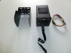 Motorola Nntn7615 Apx4000 Impres Comp Two Way Radio Battery Vehicle Charger
