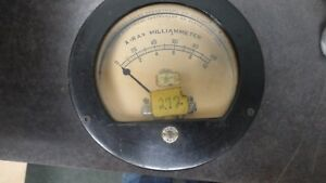 Very Rare Hickok X ray Milliammeter
