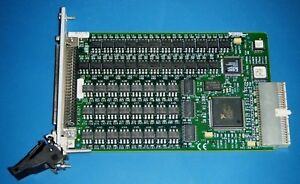 Ni Pxi 6527 Industrial 48ch Isolated Digital Io National Instruments tested