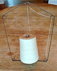 Vintage General Store String Holder Country