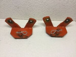 Allis Chalmers D14 Tractor Mounting Brackets pto Implement