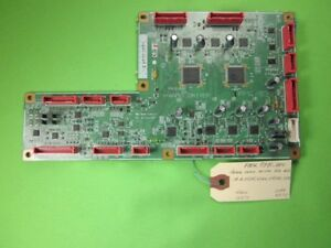 Canon Oem Used Paper Feed Driver Pcb Assembly Fm4 9391 000