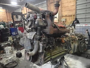 Case 451bd Diesel Engine Runs Mint Video 451 bd 1070 Tractor Loader