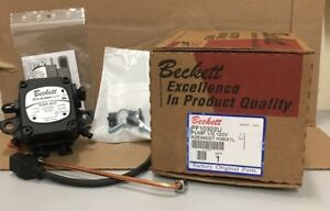 Beckett 1 stage Oil Burner Pump Pf10322u A2ea6527 Hx61l