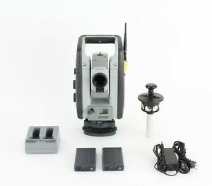 Trimble Rts633 3 2 Dr Plus Robotic Total Station Kit W 360 Prism