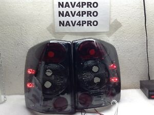 1999 2000 2001 2002 03 04 Jeep Grand Cherokee Tail Light Lamp Altezza Pair T359