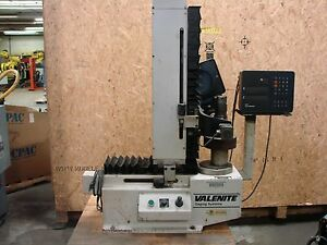 Valenite Gaging Systems Tool Presetter Set Up For Hsk 63