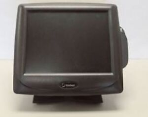 Radiant Aloha P1220 Pos Touch Screen Cash Terminal With Credit Card Reader