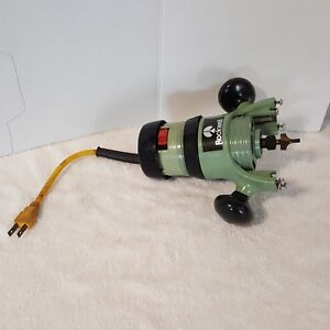 Rockwell Router Model 4620 With Bit Missing Base Plate 5 Hp Works Great