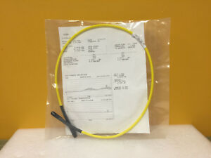 Iw Microwave Sps 2301 360 sps Dc To 18 Ghz Sma m Rf Test Cable New