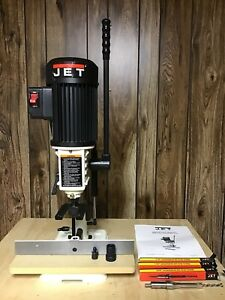 Jet Jbm 5 Mortising Machine Press W 3 Bits