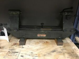 Science 6 X 14 Bench Center Model No 1 Made In Japan
