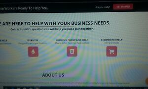 Virtual Assistant Business Domain And Website