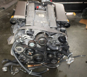 2004 W211 Mercedes E55 Amg Supercharged Complete Engine Motor 103k