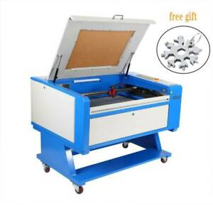 80w Co2 Laser Usb Engraving Cutting Machine 700x500mm 3 jaw Cnc Rotary Axis