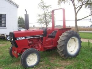 Case International 485 Tractor