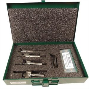 Everede Set 90 Indexable Countersink Set style Straight Shank