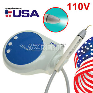 Dte Woodpecker Dental Ultrasonic Piezo Scaler Dte d5 Led Sacling Handpiece Tips