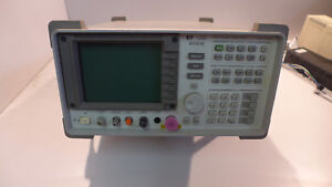 Hp Agilent 8561e Spectrum Analyzer 30hz To 6 5ghz Tested And Working