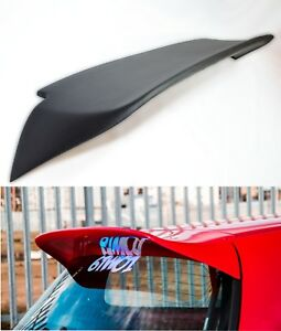 Osaka Jdm Devil Wing Style Spoiler Honda Civic Eg 92 95 Hatch Spoon Duck
