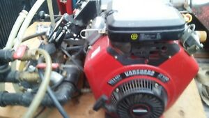 Waterous 18hp Vanguard Fire Fighting Pump Cox Motorized Hose Reel Robwen Foam