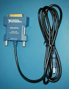 Ni Gpib usb hs Gpib Analyzer controller For Usb National Instruments tested