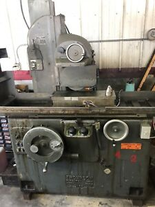 Thompson 8 X 24 Hydraulic Surface Grinder Model 2f With Mag Chuck