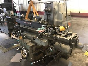 1973 Cincinnati Manual Horizontal Boring Mill 310 14