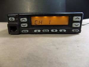 Kenwood Tk 863g 1 Uhf Mobile Radio