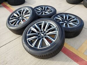 20 Chevy Silverado Tahoe Z71 Ltz 2019 Oem Wheels Rims Tires A T 2018 New 6x139