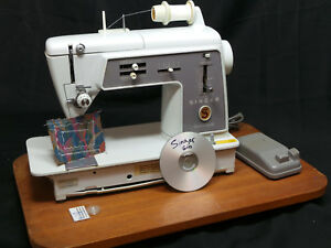 Singer Touch Sew 600 Sewing Machine Very Nice Denim Upholstery