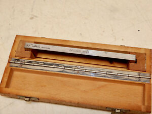 Vintage Jung Boxed Microtome Blade 6 3 8 Inch