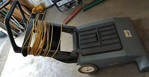 Pacific Aura 30 Wide Area Vacuum Hoover Ground Command Tennant Windsor Nobles