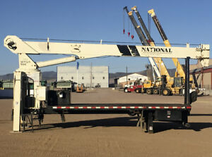 National 500c Crane 16 Tons