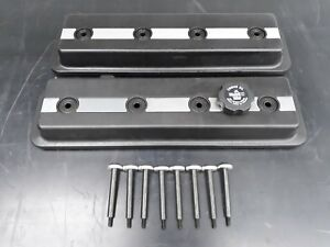 Lt1 Lt4 Composite Valve Covers W Billet Dress Up Kit 10108605 10108606