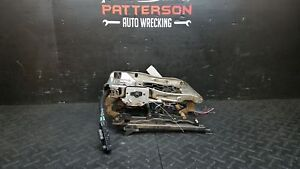 2007 Chevy Impala Front Driver Left Power Seat Track Only Light Titanium 83i