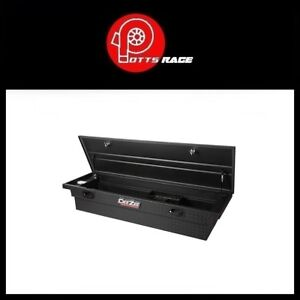 Dee Zee Red Label Low Profile Single Pull Handle Crossover Tool Box dz10170ltb