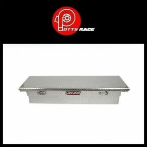 Dee Zee Red Label Low Profile Single Lid Pull Handle Crossover Tool Box dz10170l
