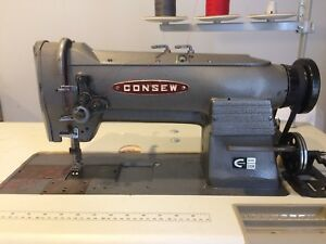 Consew 332r Industrial Sewing Machine