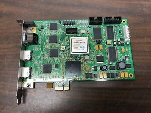 Opex Image Capture Board With Hdmi Ethernet Virtex 4 Processor Fpga 3 2