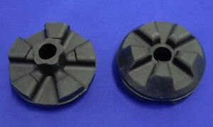 Fits Lincoln Welder Pipeline Sa 250 Set Of 2 Oem Top Motor Mount s14447