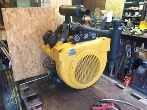 Wisconsin Engine V465d Stump Grinder Engine