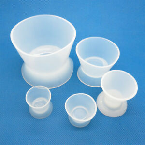 Dental Lab Silicone Mixing Bowl Cup Silicone Mixing Bowl Cup 1 5