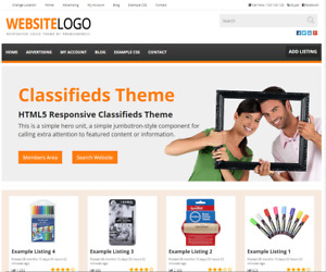 Superb Classified Ads Website Make Money An Exceptional Business Opportunity