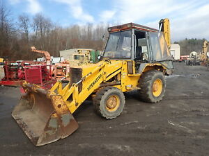 Jcb Sitemaster 1400 Loader Backhoe 3cx Extendahoe 4x4 4 in 1 Bucket Turbo Diesel