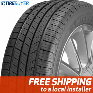 2 New 235 65r16 103h Michelin Defender T H 235 65 16 Tires